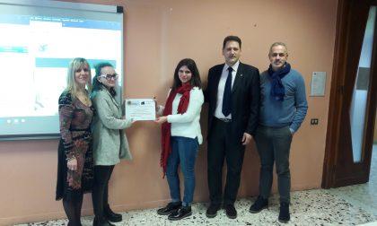 Lions dona LIM al liceo Faccio di Castellamonte