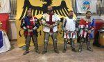 Luca Peinetti campione italiano scherma medievale Hmb