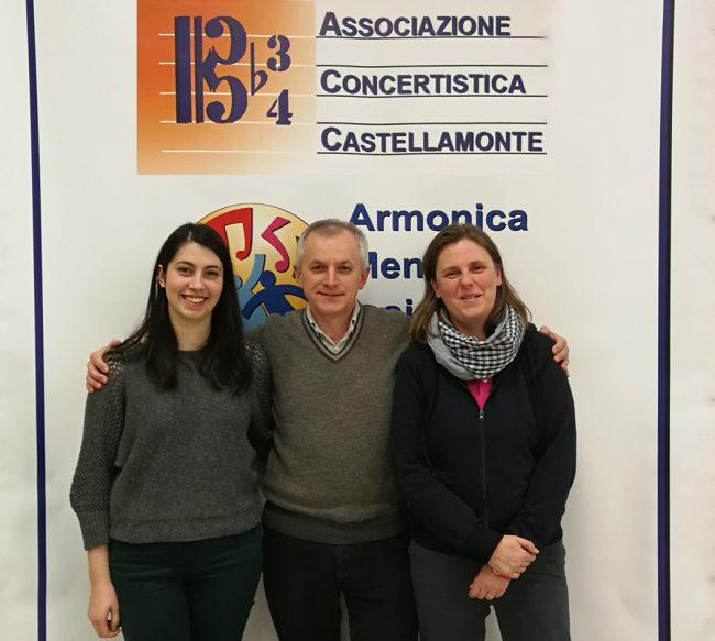 Associazione Filarmonica Castellamonte e Associazione Concertistica Castellamonte nuovi direttivi