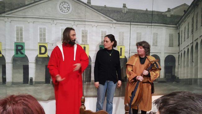 Aranceri non solo Carnevale a Ivrea