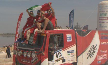 Eurocargo Rally Raid Team all'Automotoretrò Automotoracing 2018