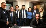Inaugurata la sede elettorale di Virginia Tiraboschi (FI) a Ivrea   Foto