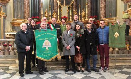 Sant'Antonio Abate celebrato con successo a Favria