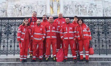 Croce Rossa Leini in trasferta a Roma
