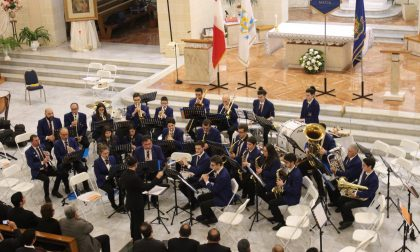 Filarmonica Mathiese ospite nell'isola di Malta