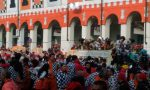 Carnevale 50mila persone a Ivrea per la Battaglia