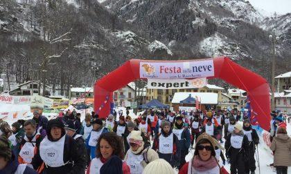 Festa sulla Neve con le racchette, oggi al via la 14esima edizione