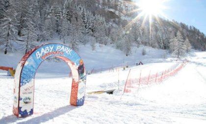 Piste da sci aperte a Piamprato oggi e domani