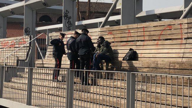Controlli al Balon, attività straordinaria dei carabinieri