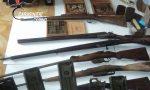 Consegnate armi all'Istituto Piemontese per la Storia della Resistenza e della Società Contemporanea di Torino