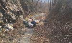 Abbandono di rifiuti pericolosi vicino al Castello di San Giuseppe