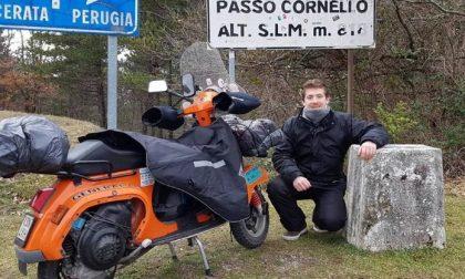 Crazy Italian Rally da Oropa a Castel del Monte sul cinquantino