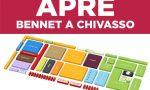 Nuovo Bennet a Chivasso, tantissimi negozi