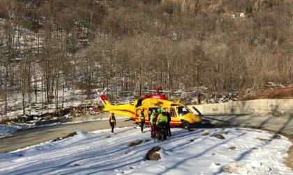 Morto scialpinista in Val Pellice