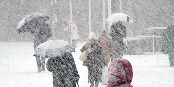 Meteo: pioggia e neve anche nel Centro-Sud, poi gelo siberiano, arriva Burian