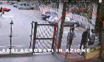 Ladri acrobati scalavano i palazzi per introdursi negli appartamenti | Video