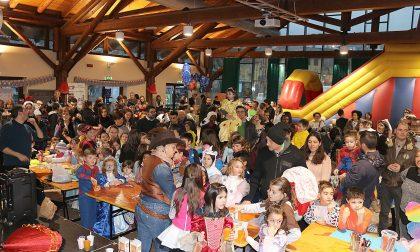 Carnevale Lanzo sul tema Carica dei 101, una festa riuscita