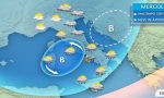 Meteo in Canavese e Piemonte