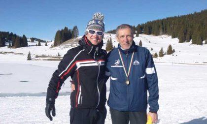 Campionati Italiani sci orientamento ottimo risultato dei canavesani