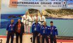 Giulia Buffo oro a Malta per i Mediterranean Karate Grand Prix
