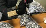 Fortino spaccio smantellato dai carabinieri di Leini (VIDEO)