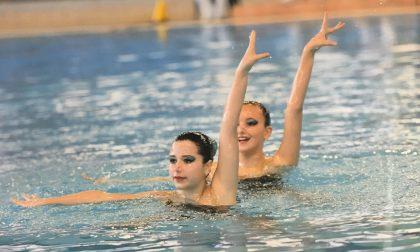 Nuoto sincronizzato rivarolesi bene ai Nazionali