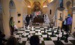 Quaranta scacchiere a quota 1200