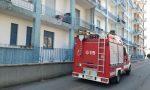 Allarme fuga gas pompieri a Ciriè