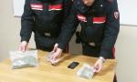 Arrestato ventenne eporediese per spaccio di stupefacenti