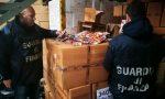 Colla tossica sequestrata: 35mila stick pericolosi