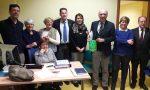 Lions club Alto Canavese donazione per Centro diurno di Castellamonte