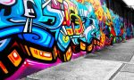 San Maurizio, murales per colorare i sottopassi