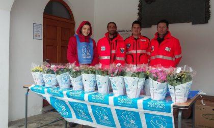 Telefono Azzurro Volontari del soccorso in campo