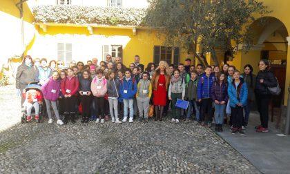Scuola elementare Gays gli alunni a lezione di cittadinanza in Comune