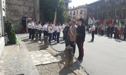 Festa della Liberazione celebrata a Castellamonte