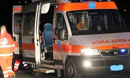 Grave incidente in frazione Sant'Antonio di Castellamonte