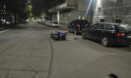 Scooter contro viale alberato   Morto motociclista