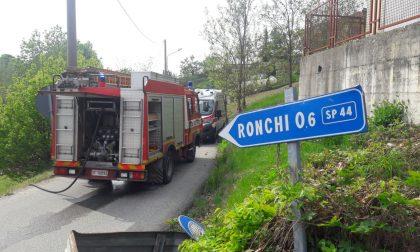 Incidente Cuorgnè feriti elitrasportati a Torino (aggiornamento)