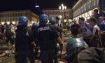 Disordini piazza San Carlo: 8 ragazzi accusati