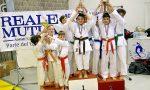 Karate Borgaro, River Uisp trionfa nel Trofeo Caramagna