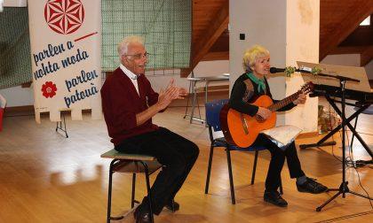 Festival della canzone in francoprovenzale, successo a Coassolo