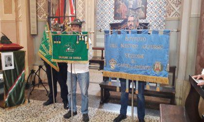 Alpini Castellamonte ricordano due ex presidenti scomparsi