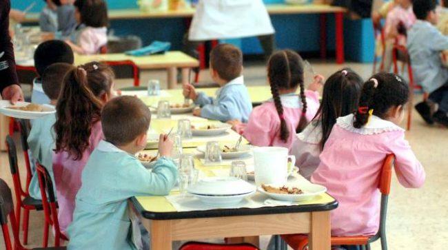 San Maurizio, plin e bunet serviti in mensa scolastica