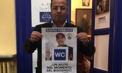 Tutti contro Marquez: quando il sindaco di Borgosesia lo appese in bagno