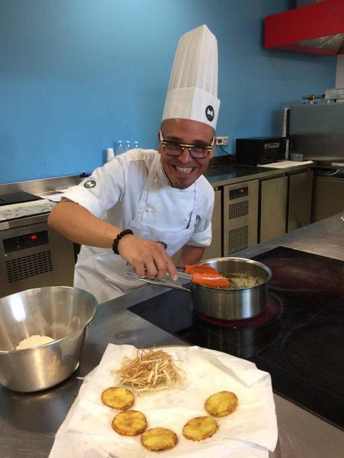 Ciriè, ecco la ricetta dello chef Giagnetich per i lettori de &#8220&#x3B;Il Canavese&#8221&#x3B;