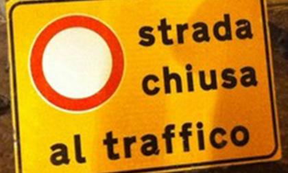 Strada chiusa fra Frassinetto e Pont Canavese, modifiche alla viabilità