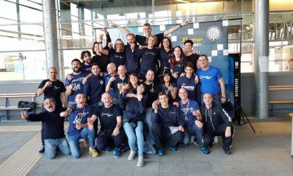 Apnea Campionato Italiano primaverile nel segno degli eporediesi del SottoSotto