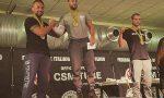 Braccio di ferro, ottimi risultati per i canavesani ai campionati italiani