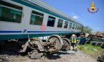 Treno deragliato Arè, riaperta la linea Ivrea-Aosta | VIDEO
