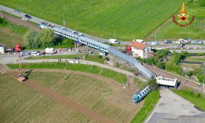 Disastro ferroviario Caluso, interrogato il camionista   FOTO